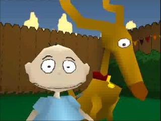 Screenshot Thumbnail / Media File 1 for Rugrats - Search for Reptar [U]
